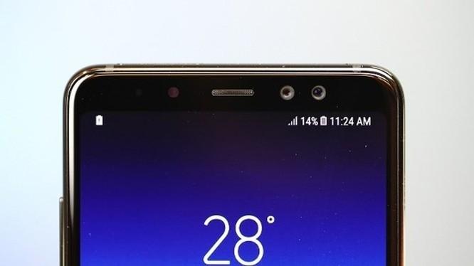 Nên mua Samsung Galaxy A8 2018 hay Galaxy A6 2018? ảnh 12