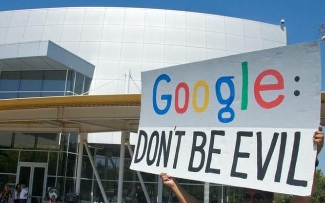 3 dấu hiệu cho thấy Google đang bước vào 'con đường tội lỗi' ảnh 1