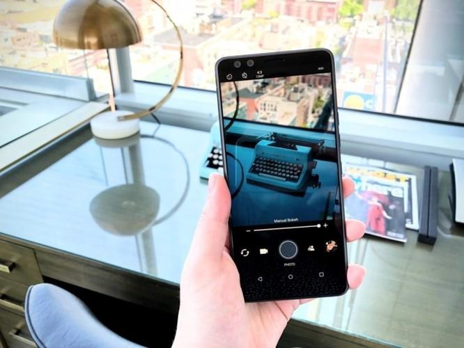 Loạt ảnh mới nhất về HTC U12 Plus 'cao cấp', giá khởi điểm 800 USD ảnh 17