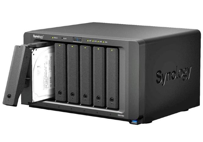 Synology tung ra thiết bị lưu trữ dữ liệu nhanh nhất từ trước tới nay ảnh 1