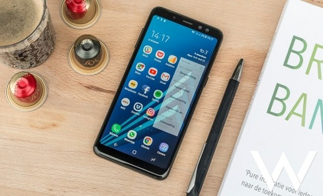 Nên mua Samsung Galaxy A8 2018 hay Galaxy A6 2018? ảnh 19