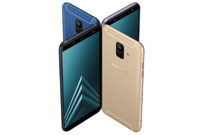 Nên mua Samsung Galaxy A8 2018 hay Galaxy A6 2018? ảnh 2