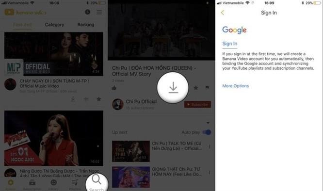 Cách tải mọi video Youtube về iPhone vô cùng dễ dàng ảnh 2