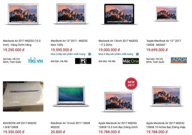 Cách chọn mua MacBook giá rẻ trên mạng ảnh 3