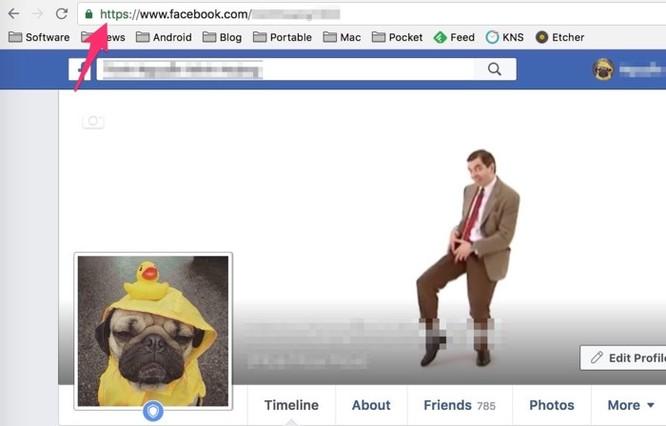 5 cách để tránh bị mất tài khoản Facebook ảnh 3