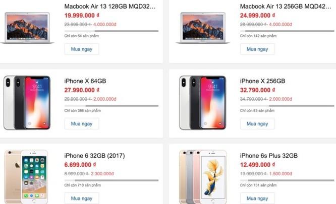 Cách chọn mua MacBook giá rẻ trên mạng ảnh 4