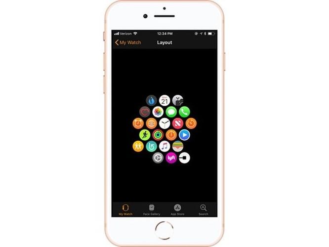 Những thủ thuật cần biết khi sử dụng đồng hồ thông minh Apple Watch ảnh 5