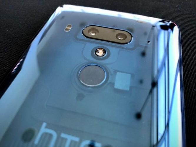Loạt ảnh mới nhất về HTC U12 Plus 'cao cấp', giá khởi điểm 800 USD ảnh 5