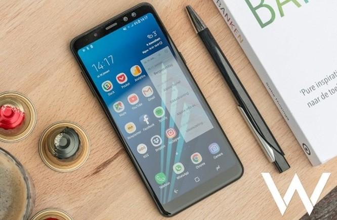 Nên mua Samsung Galaxy A8 2018 hay Galaxy A6 2018? ảnh 6