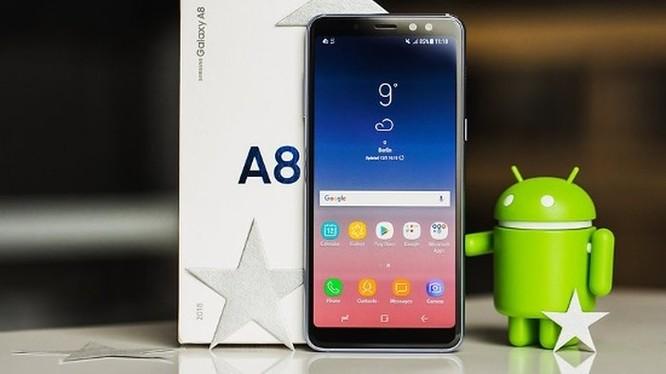 Nên mua Samsung Galaxy A8 2018 hay Galaxy A6 2018? ảnh 7