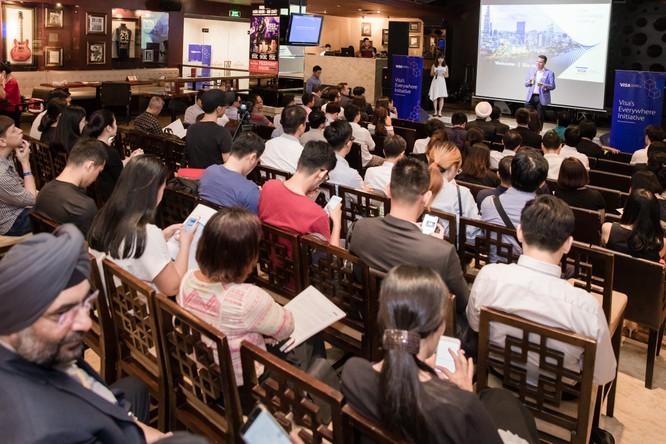 Visa phát động cuộc thi cho giới startup công nghệ, với giải nhất trị giá 500 triệu đồng ảnh 1