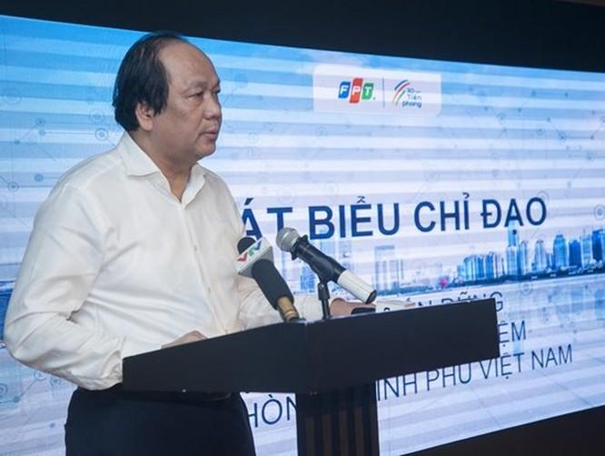Đưa mô hình Chính quyền điện tử Quảng Ninh thành mô hình thí điểm nhân rộng toàn quốc ảnh 1