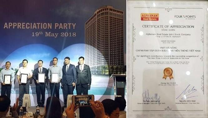 VNPT cung cấp toàn bộ dịch vụ VT-CNTT cho khách sạn Marriott ở Đà Nẵng ảnh 1