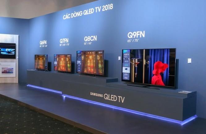 Cách phân biệt các dòng TV 4K mới 2018 vừa ra mắt thị trường Việt Nam ảnh 1