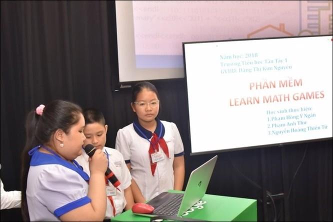 Google công bố dự án dạy lập trình miễn phí cho trẻ em ở TP.HCM, Vĩnh Long, Tiền Giang ảnh 1