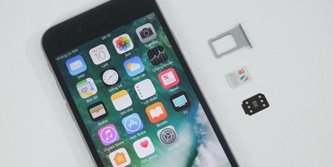 Nhiều nơi xả hàng để dừng bán iPhone khóa mạng tại VN ảnh 1