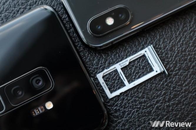6 điểm Galaxy S9+ trội hơn iPhone X ảnh 4