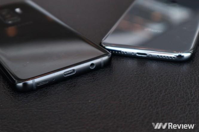 6 điểm Galaxy S9+ trội hơn iPhone X ảnh 5