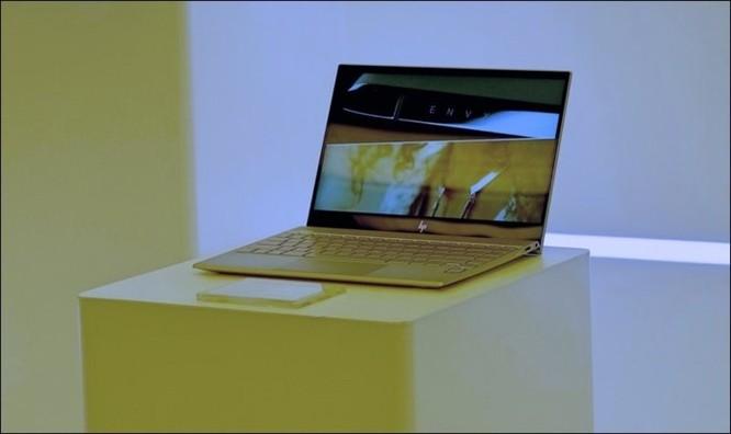 HP ra mắt dòng laptop Envy 13 mỏng đẹp, giá từ 20,99 triệu đồng ảnh 5