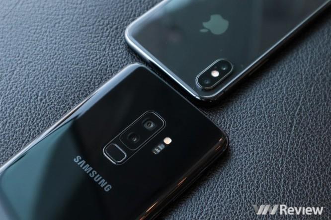 6 điểm Galaxy S9+ trội hơn iPhone X ảnh 6