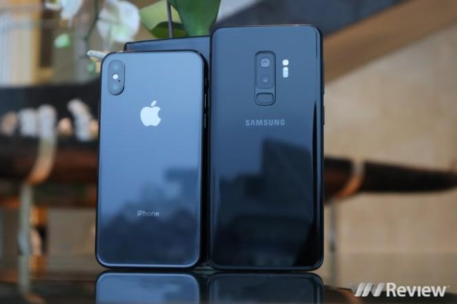 6 điểm Galaxy S9+ trội hơn iPhone X ảnh 7
