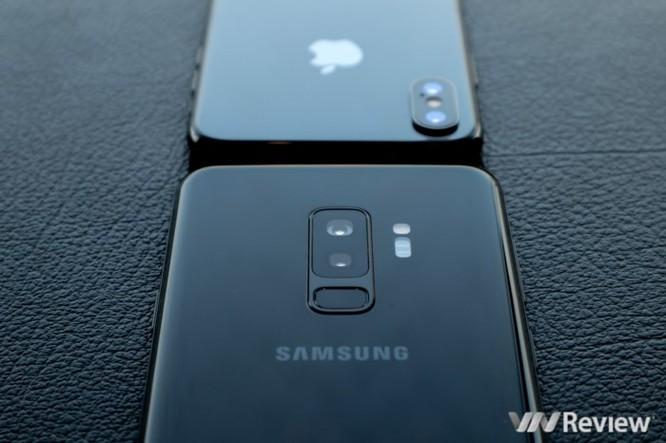 6 điểm Galaxy S9+ trội hơn iPhone X ảnh 9
