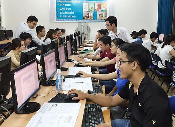 Hà Nội công bố 4 đơn vị đủ điều kiện thi, cấp chứng chỉ CNTT ảnh 1