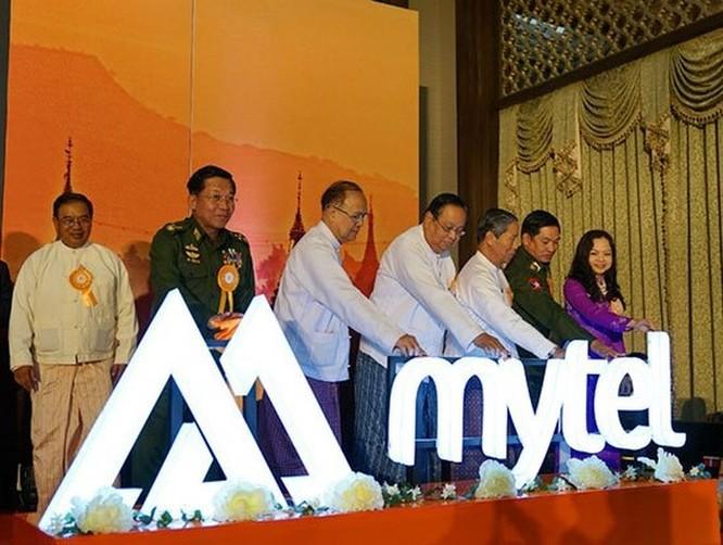 Viettel sẽ khai trương mạng di động tại Myanmar vào ngày 9/6/2018 ảnh 1