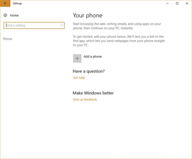 Cách kết nối smartphone Android với Windows 10 cực kỳ hiệu quả cho công việc ảnh 1