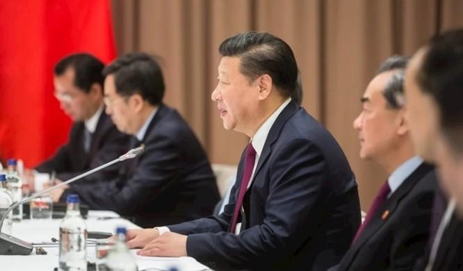 Chủ tịch Trung Quốc Tập Cận Bình: Blockchain là một phần quan trọng của cách mạng công nghệ ảnh 1