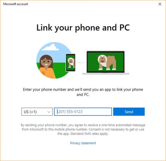 Cách kết nối smartphone Android với Windows 10 cực kỳ hiệu quả cho công việc ảnh 2