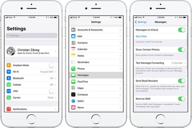 Khám phá 'vũ khí bí mật' của iOS 11.4 vừa được Apple phát hành ảnh 4