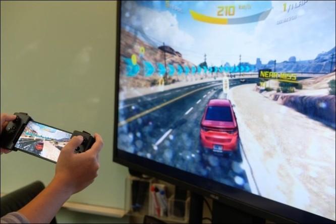 Hình ảnh chi tiết ROG Phone, smartphone chơi game đầu tiên của Asus ảnh 6