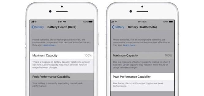 Cách nhận biết iPhone của bạn đã cần thay pin mới hay chưa? ảnh 2