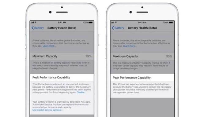 Cách nhận biết iPhone của bạn đã cần thay pin mới hay chưa? ảnh 3