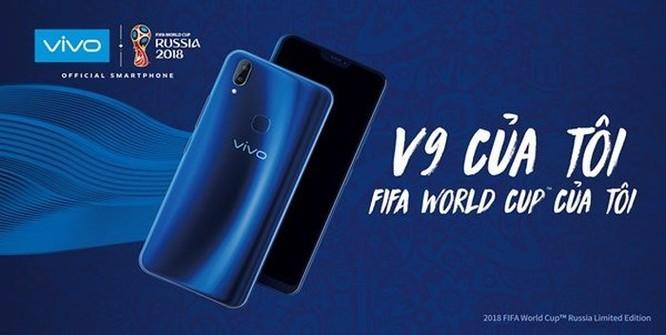Nhân viên FIFA sử dụng điện thoại gì cho World Cup 2018? ảnh 1