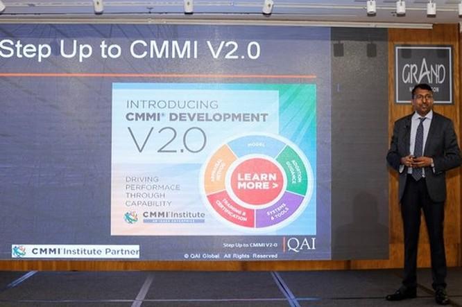 Gần 100 doanh nghiệp CNTT Việt lần đầu cùng chuyên gia quốc tế thảo luận về CMMI 2.0 ảnh 1