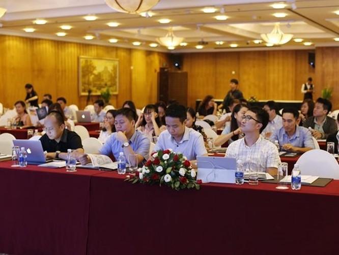Gần 100 doanh nghiệp CNTT Việt lần đầu cùng chuyên gia quốc tế thảo luận về CMMI 2.0 ảnh 2