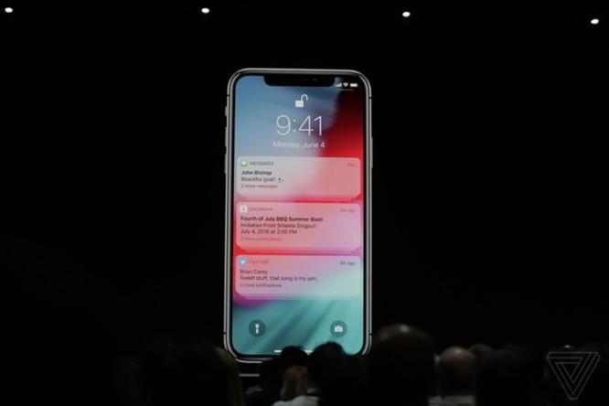 Apple ra mắt iOS 12: bổ sung 16 tính năng mới cho iPhone ảnh 10