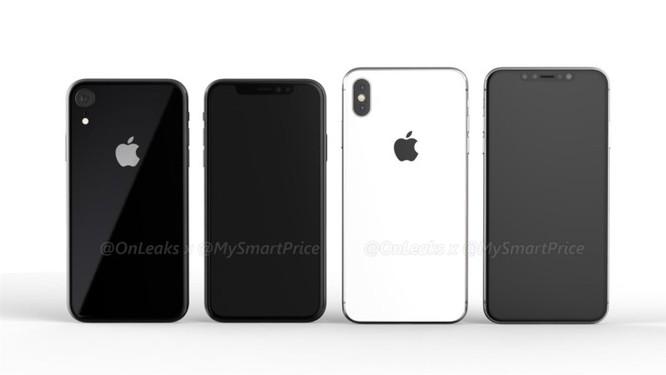 Rò rỉ hình ảnh iPhone X Plus ảnh 1