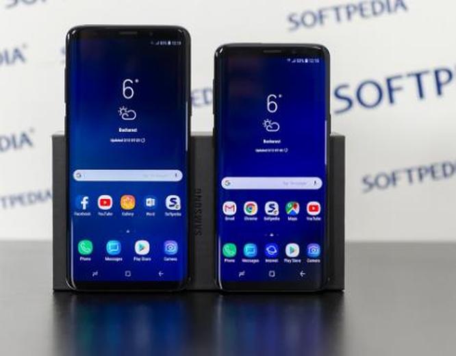 Samsung Galaxy S10: cảm biến vân tay sẽ được nhúng trực tiếp vào màn hình ảnh 1
