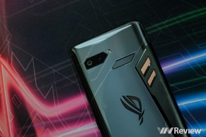 Trên tay ROG Phone - điện thoại chuyên game tối tân của Asus với hàng loạt tính năng độc lạ ảnh 14