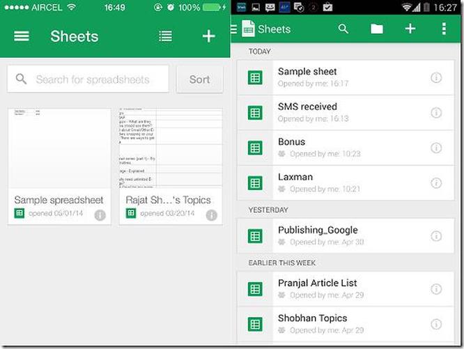8 ứng dụng văn phòng hữu ích trên Android ảnh 1