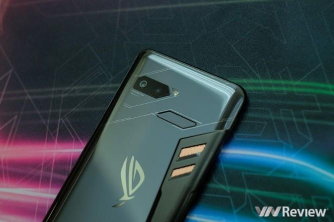 Trên tay ROG Phone - điện thoại chuyên game tối tân của Asus với hàng loạt tính năng độc lạ ảnh 3