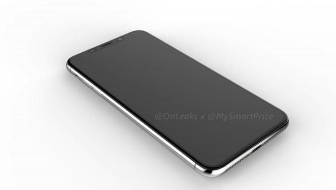 Rò rỉ hình ảnh iPhone X Plus ảnh 3