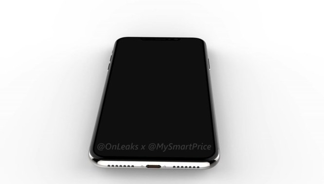 Rò rỉ hình ảnh iPhone X Plus ảnh 4