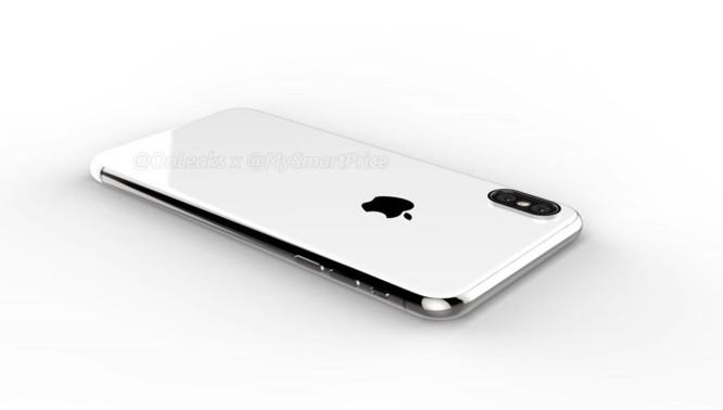 Rò rỉ hình ảnh iPhone X Plus ảnh 5