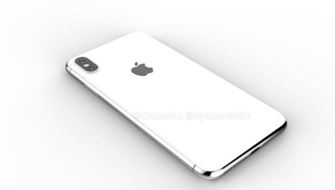 Rò rỉ hình ảnh iPhone X Plus ảnh 6