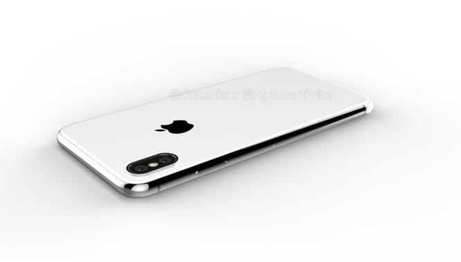 Rò rỉ hình ảnh iPhone X Plus ảnh 7