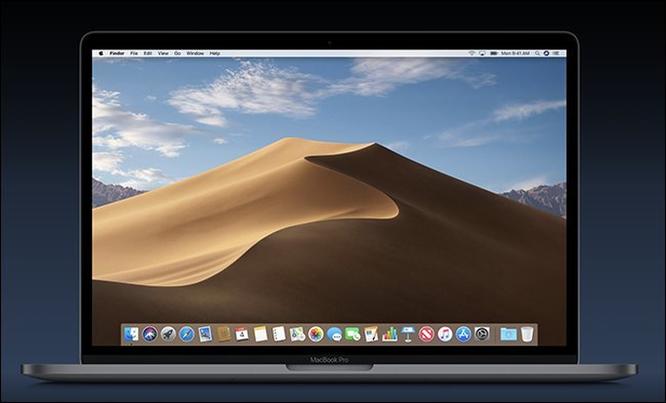 MacBook sẽ không có màn hình cảm ứng trong tương lai gần ảnh 1